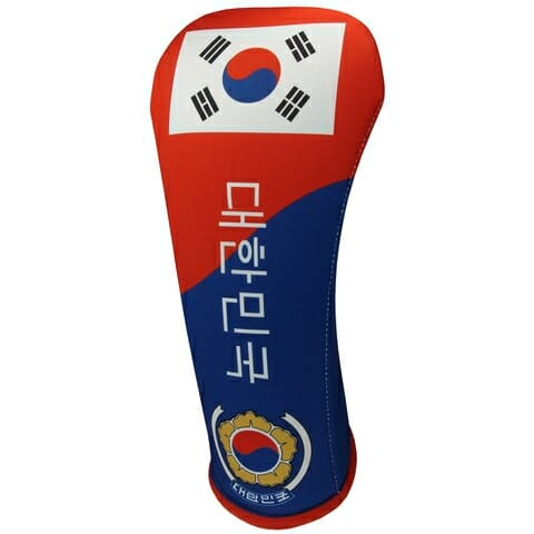 beejo's south korea flag diver golf head