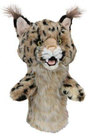 daphne's bobcat golf headcover