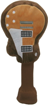 daphne's guitar golf headcover