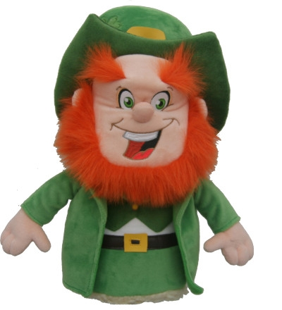daphne's leprechaun golf headcover