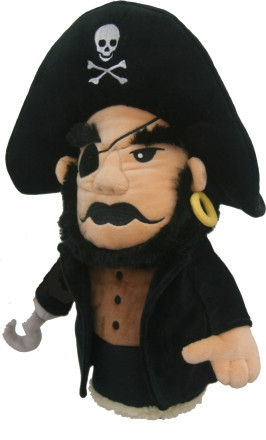 daphne's pirate golf headcover