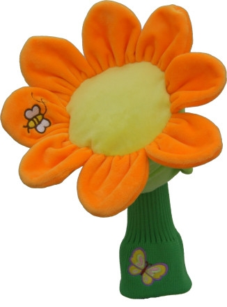 daphne's sunflower hybrid golf headcover