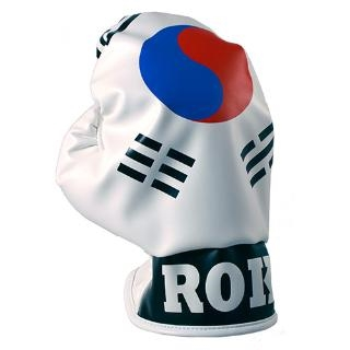Boxing Glove Headcover - S.KOREA