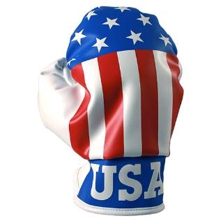 USA Boxing Glove Driver Headcover