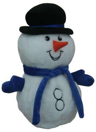 daphne's snowman hybrid golf headcover