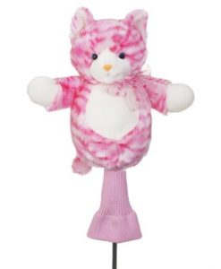Candy the Cat Golf Headcover