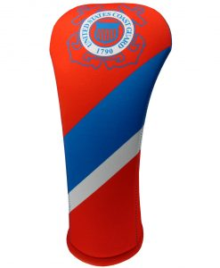 beejo's us coast guard driver golf headcover