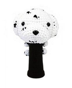 amimono dalmatian driver golf headcover