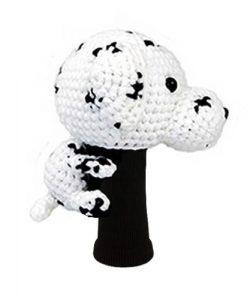 amimono dalmation driver golf headcover side