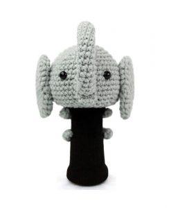 elephant driver golf headcover