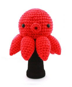 octopus driver golf headcover