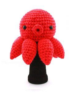 octopus driver golf headcover