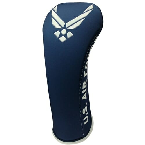 beejo's us air force hybrid golf headcover