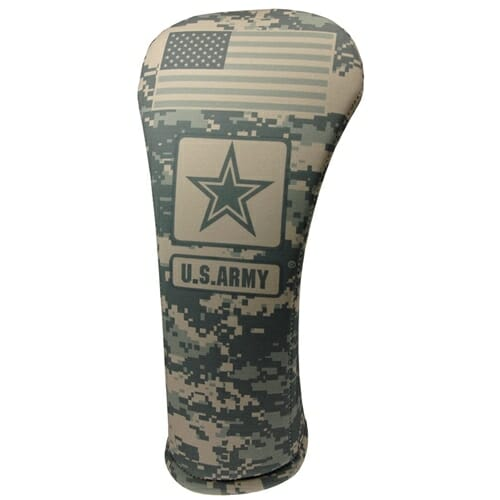 US army fairway golf headcover