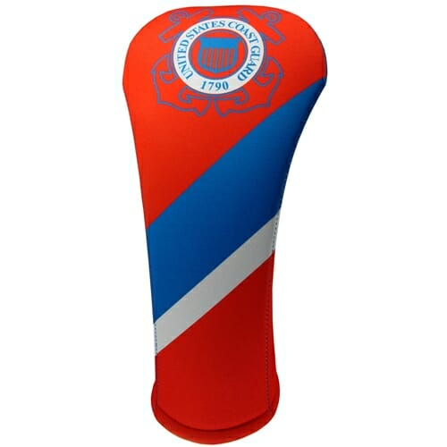 beejo's us coast guard hybrid golf headcover