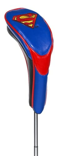 Superman Hybrid Golf Headcover
