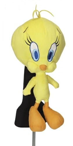 creative covers tweety bird golf headcover