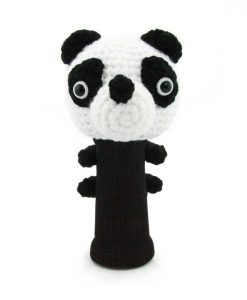 panda driver golf headcover