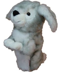 daphnes rabbit golf headcover
