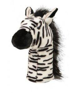Zebra Golf Headcover