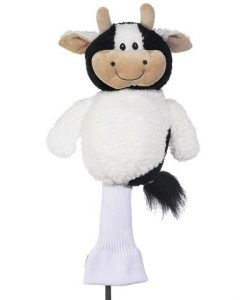 Caddy the Cow Golf Headcover