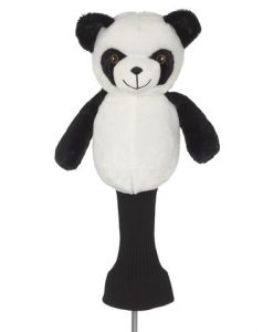 Putt Putt Panda Golf Headcover