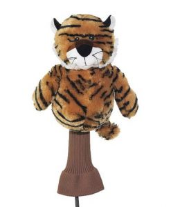 Tiger in the Woods Golf Headcover