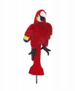 Parrot Golf Headcover