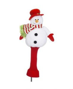 Snowman Golf Headcover