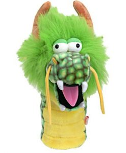 Green Dragon Golf Headcover
