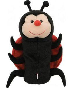 Lady Bug Golf Headcover