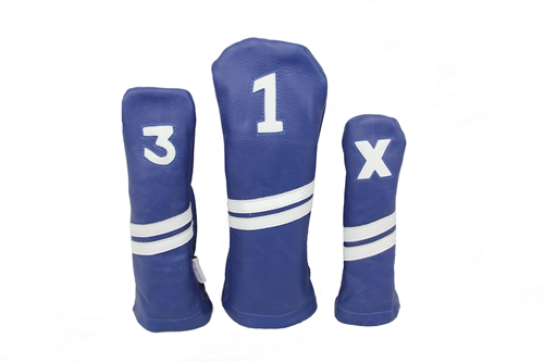 Leather Golf Headcovers