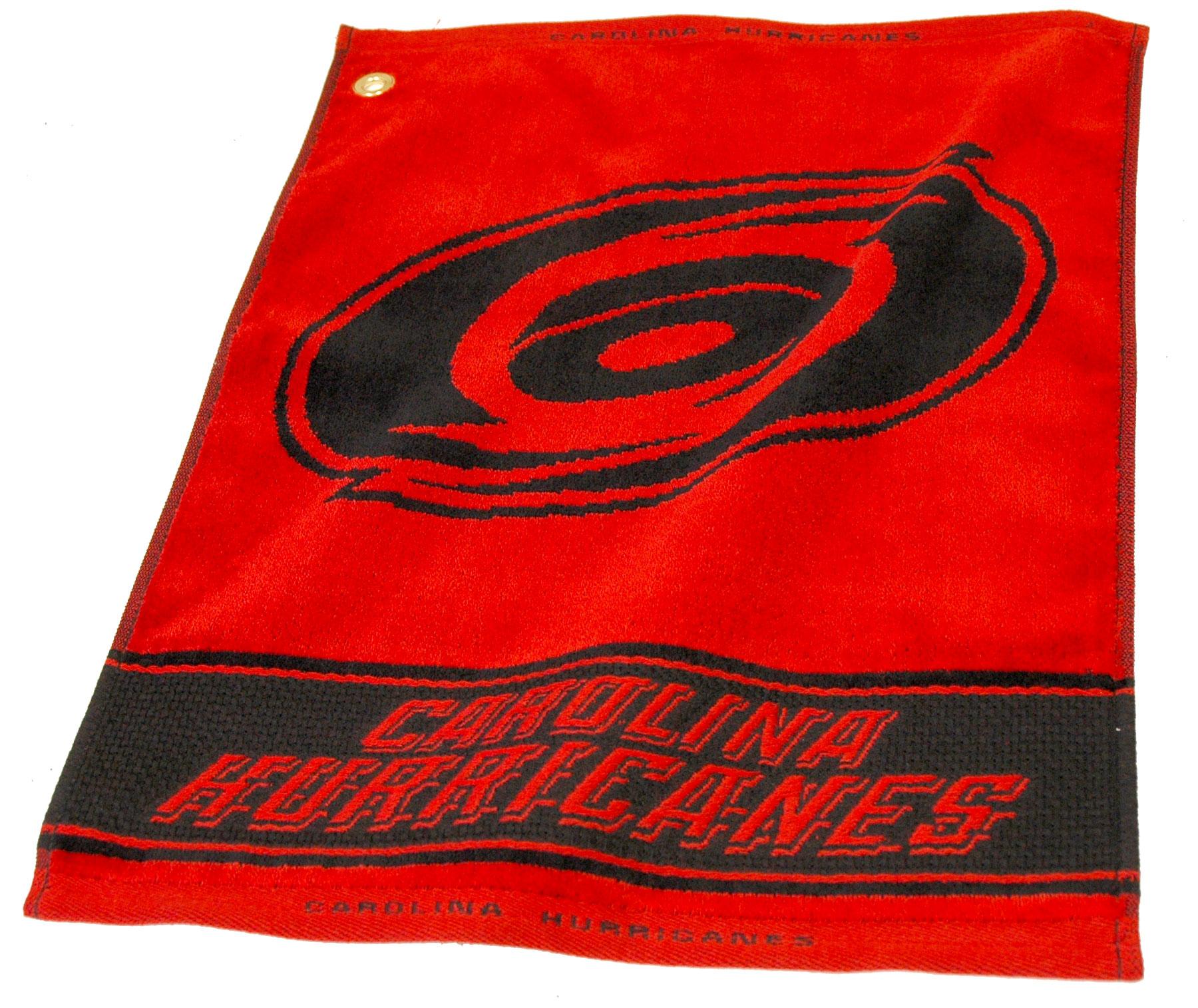 NHL Golf Towel   NHL Woven Golf Towel