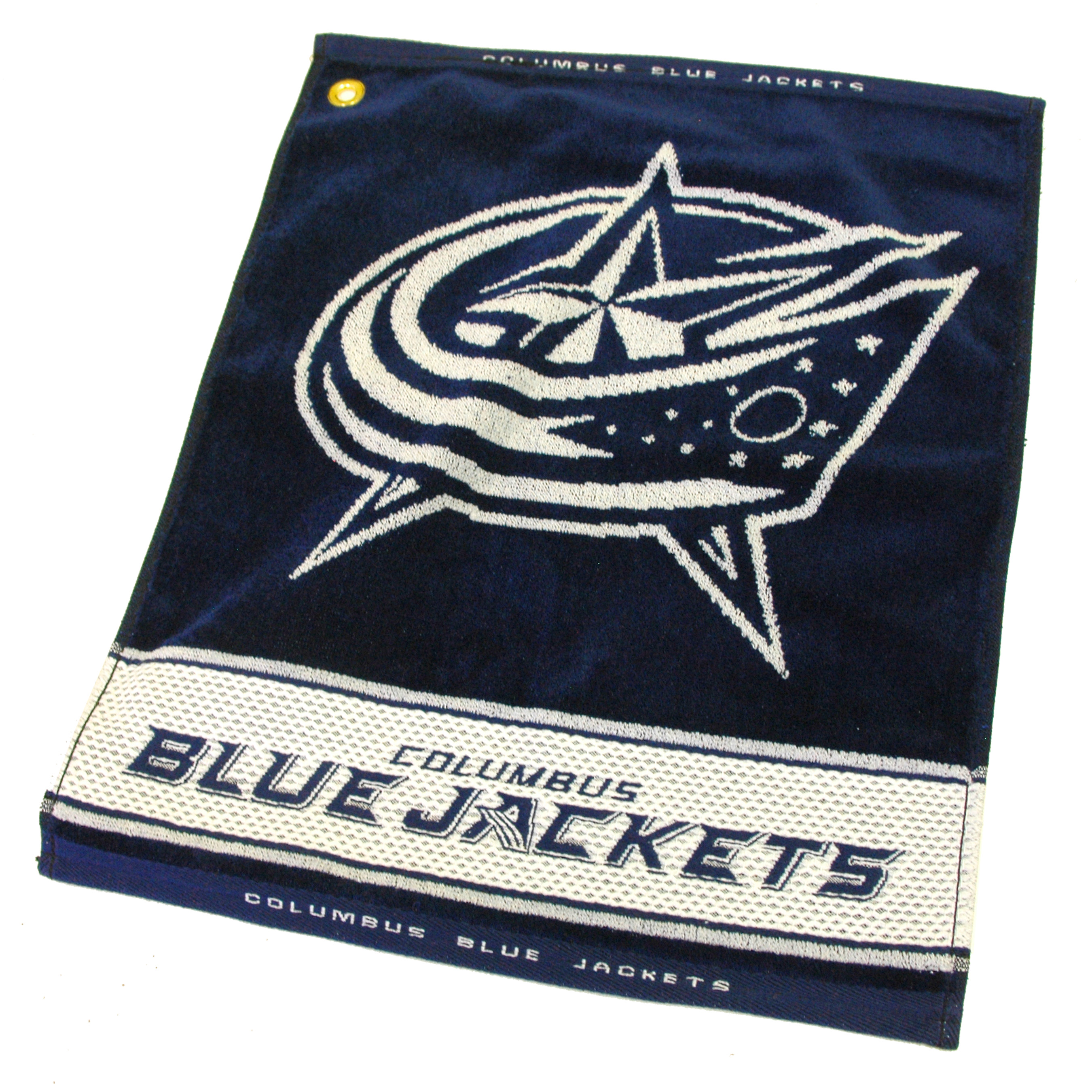 NHL Woven Golf Towel