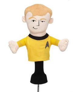 Captain Kirk Golf Headcover