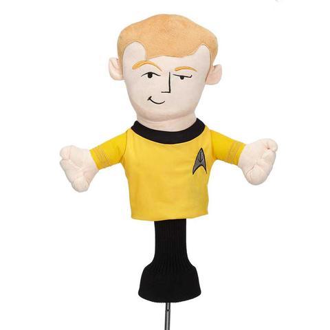 Captain Kirk Golf Headcover