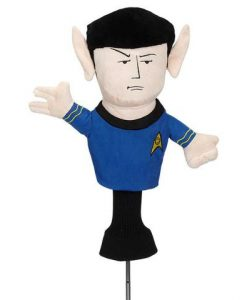 Commander Spock Golf Headcover