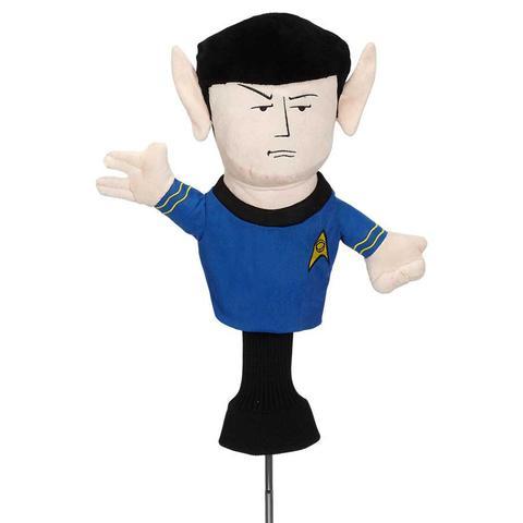 Commander Spock Golf Headcover