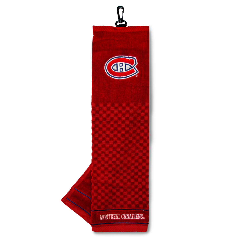 NHL Embroidered Golf Towel   NHL Golf Towel