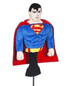 Superman Golf Headcover