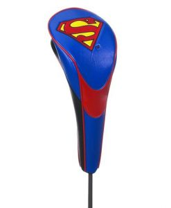Superman Performance Golf Headcover