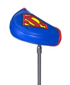 Superman Mallet Putter Cover