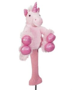 Eunice the Unicorn Golf Headcover