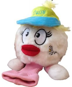 Daisy De Ball Golf Headcover