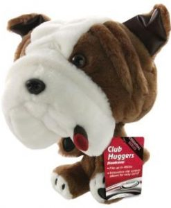 Bulldog Golf Headcover
