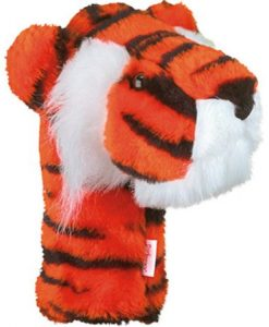 Tiger Hybrid Golf Headcover