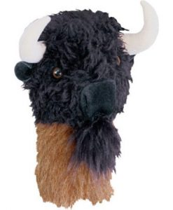 Buffalo Golf Headcover