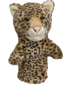 Leopard Golf Headcover