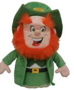 Leprechaun Golf Headcover