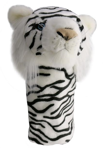 White Tiger Golf Headcover